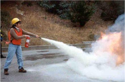 Class E Fire Extinguishers